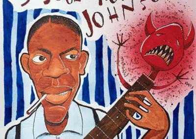 Devil and Robert Johnson