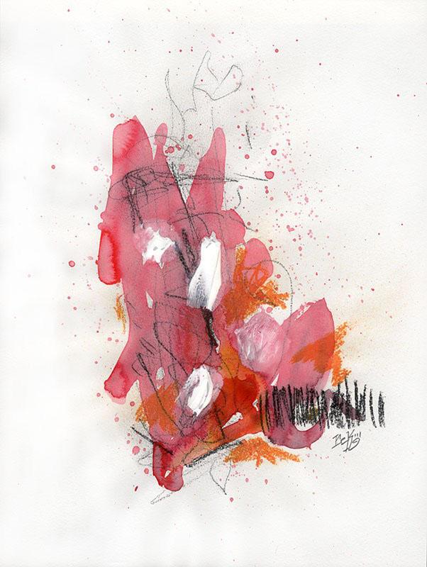 Hundelskurd fine art by Rick Baldwin.