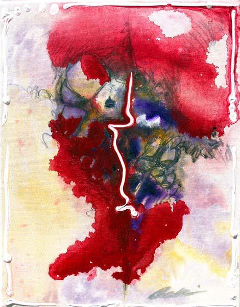 Sebastian fine art by Rick Baldwin