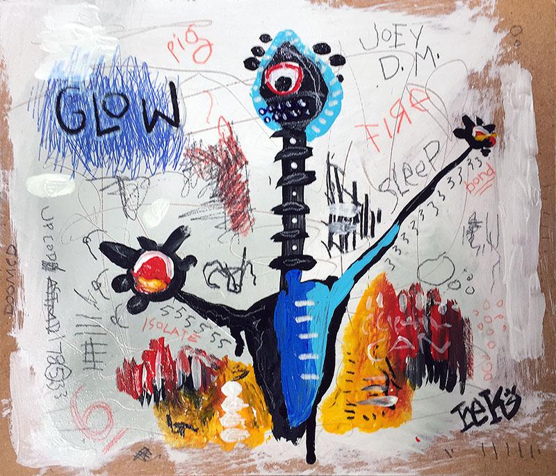 The Killing Field fine art by Rick Baldwin
